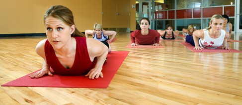 Picture of Yoga Classes